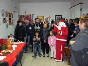 Festa Stranieri Natale 2013