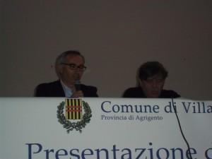 Beppe Carletti a Villafranca Sicula